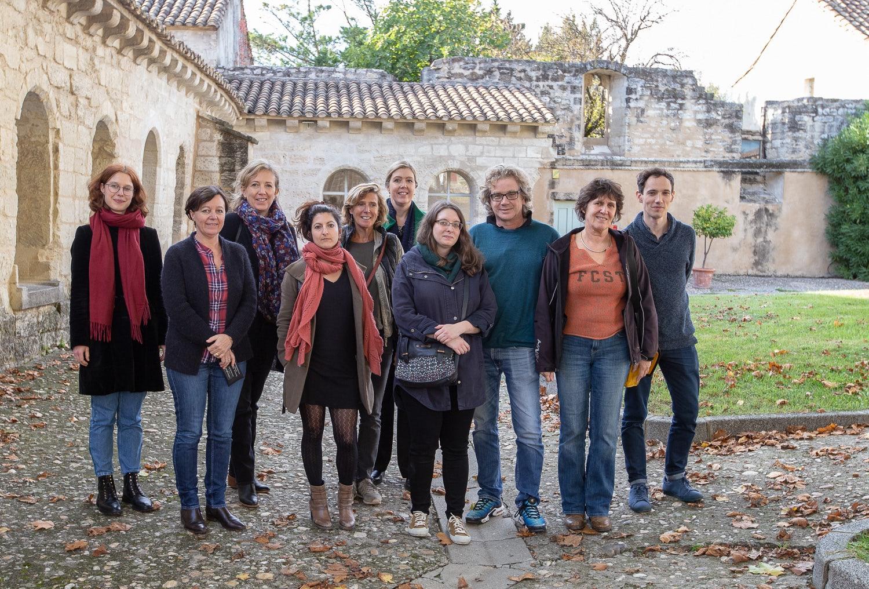Deelnemers vertaalworkshop theater
