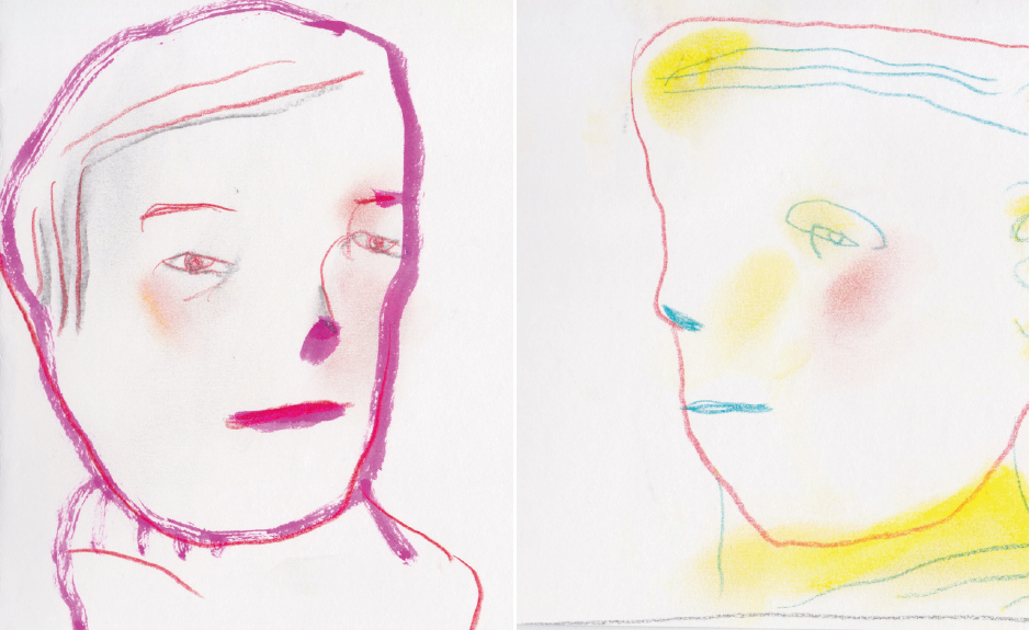 Tekeningen van Ingrid Godon