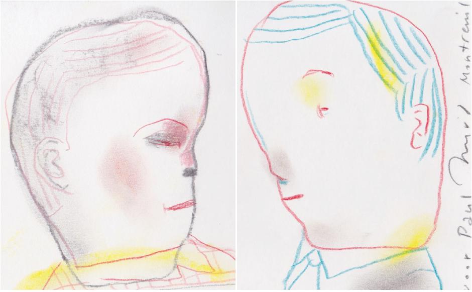De tekeningen van Ingrid Godon