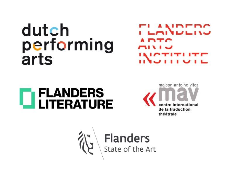 Logo's vertaalworkshop theater