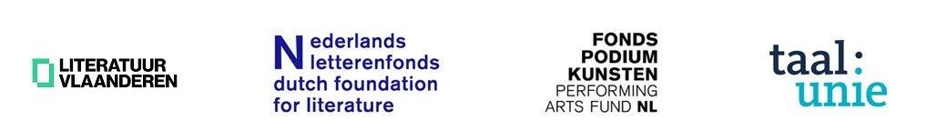 Logo's partners Toneelschrijfprijs