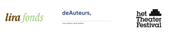 Logo's partners Toneelschrijfprijs 2