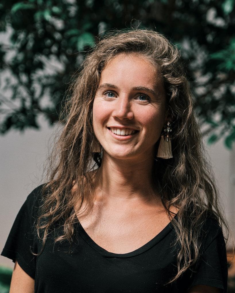 Nina Callens, psychologe bij de Genderkamer