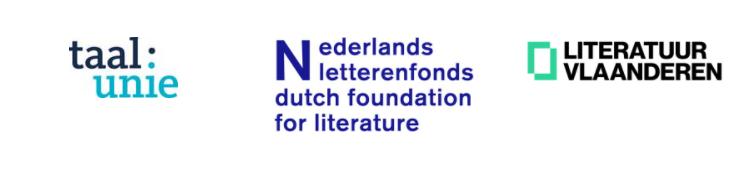 Logos partners Prijs der Nederlandse Letteren 2021
