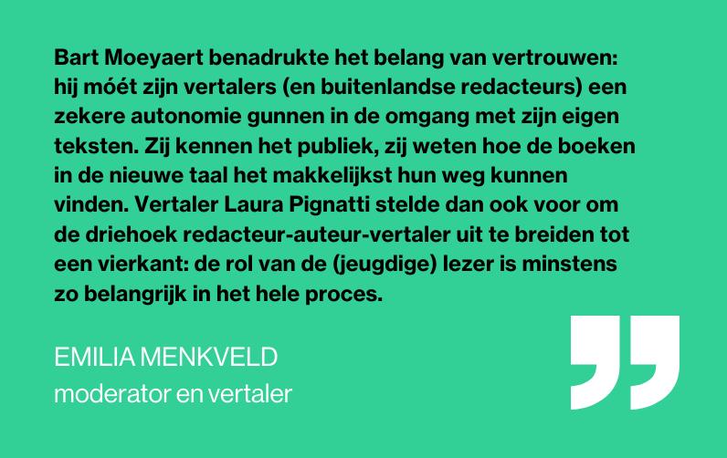 Quote Emilia Menkveld - Vertaaldagen - Bart Moeyaert