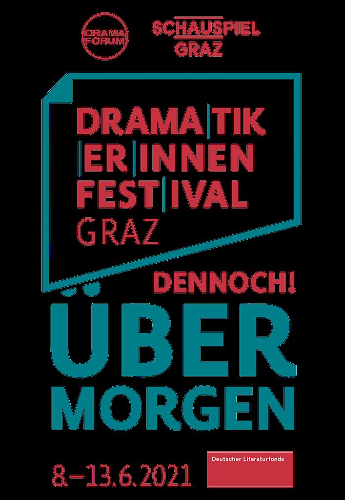 Affiche Dramatikerinnenfestival 2021